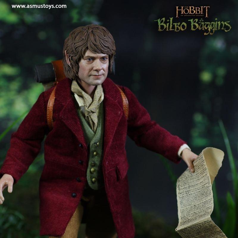 Bilbo Beutlin - Der Hobbit - 1/6 Scale Actionfigur