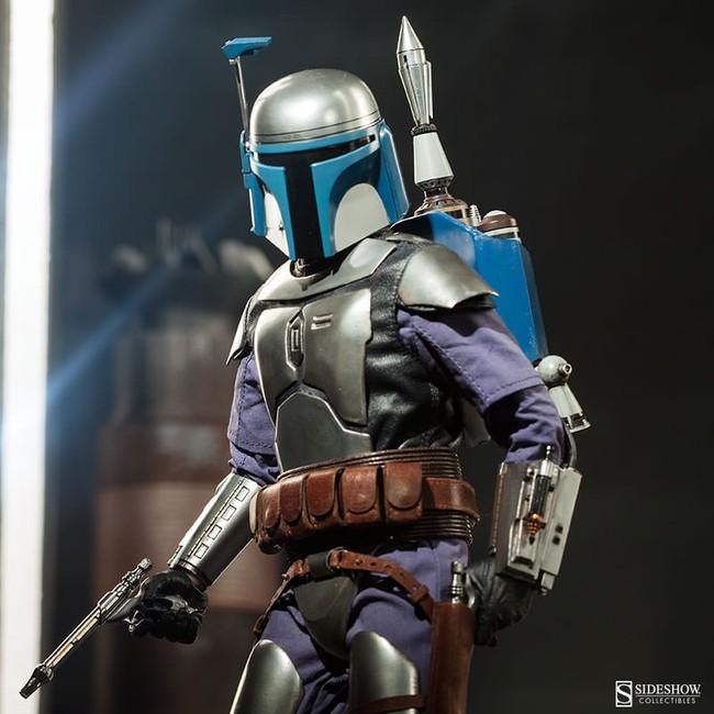 Jango Fett - Star Wars - 1/6 Scale Figur