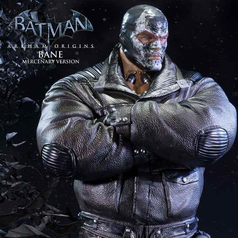 Bane Mercenary - Batman Arkham Origins - 1/3 Scale Statue