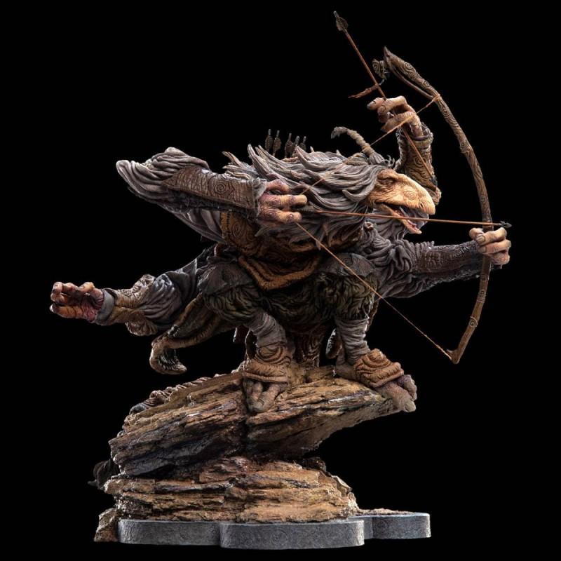 UrVa the Archer Mystic - Der Dunkle Kristall: Ära des Widerstands - 1/6 Scale Statue