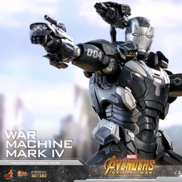 War Machine Mark IV - Avengers Infinity War- Diecast 1/6 Scale Figur