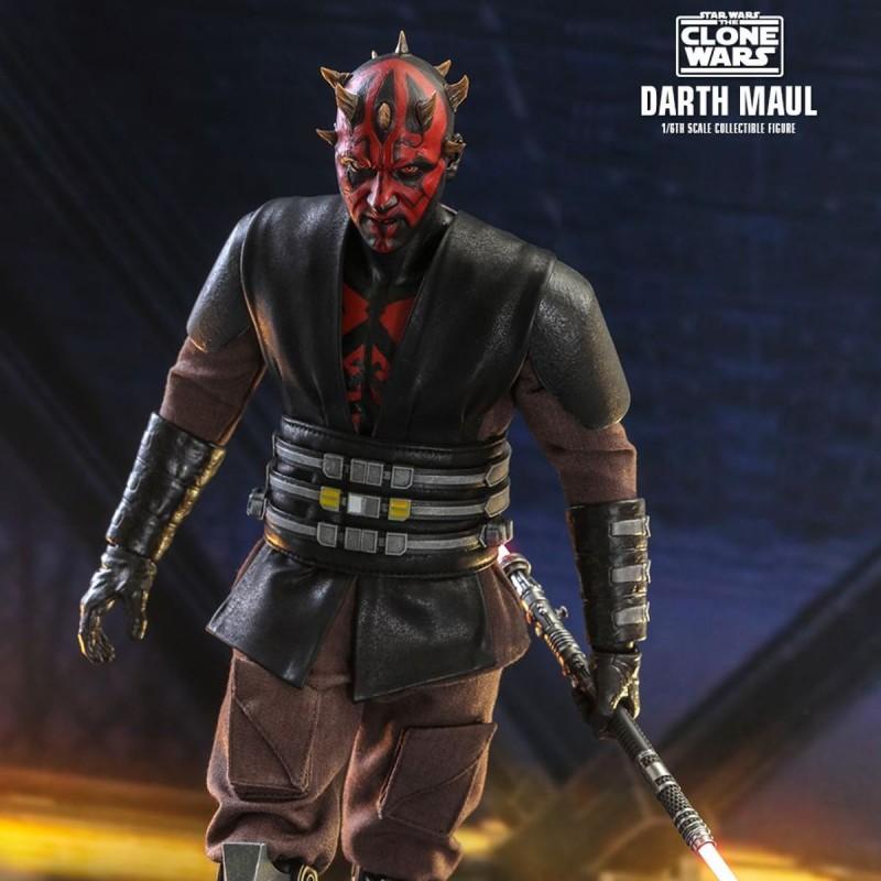 Darth Maul - Star Wars The Clone Wars - 1/6 Scale Figur