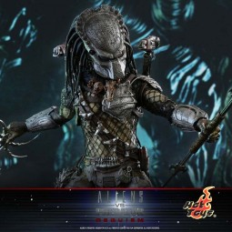 Wolf Predator (Heavy Weaponry) - Alien vs. Predator Requiem - 1/6 Scale Action Figur