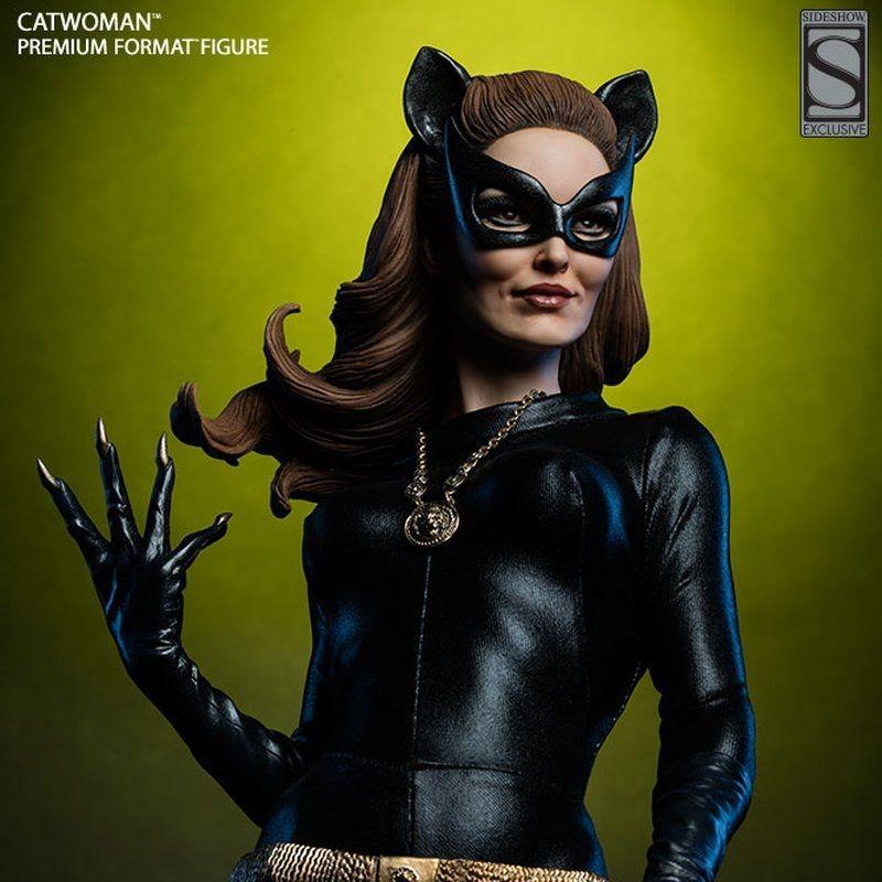 Catwoman - 1960 TV Serie - Premium Format Statue