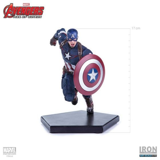 Captain America - Avengers Age of Ultron - 1/10 Scale Statue
