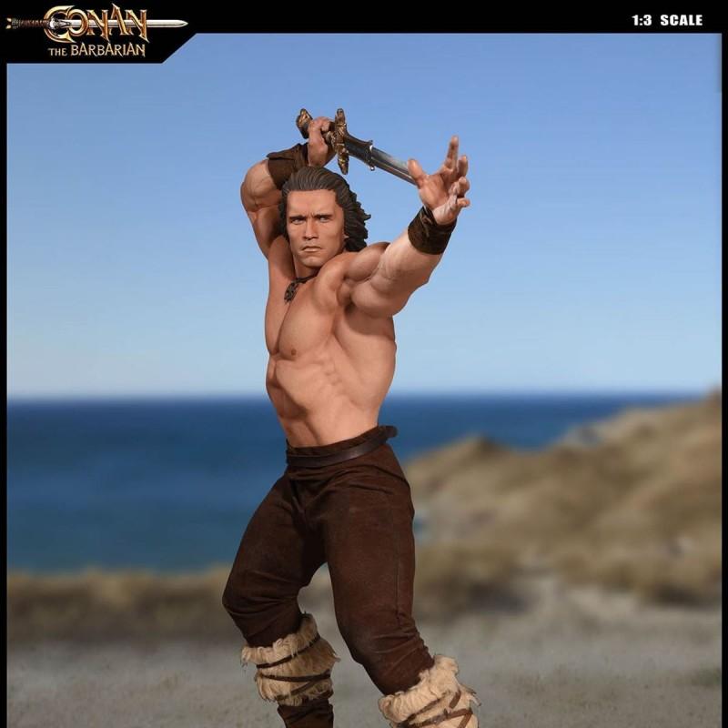 Conan Classic Version - Conan der Barbar - 1/3 Scale Statue