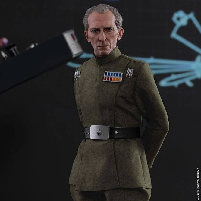 Grand Moff Tarkin - Star Wars Episode IV - 1/6 Scale Figur