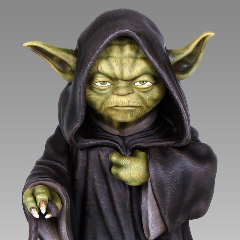 Yoda Ilum - Star Wars - Statue 15 cm
