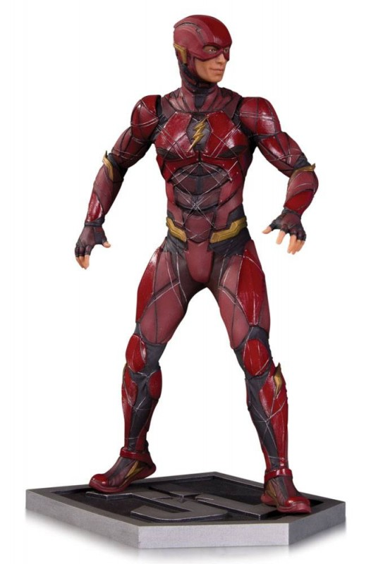 The Flash - Justice League - Resin Statue