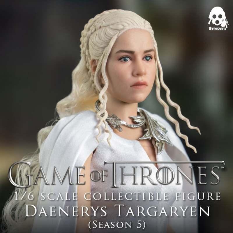 Daenerys Targaryen (Season 5) - Game of Thrones - 1/6 Scale Figur