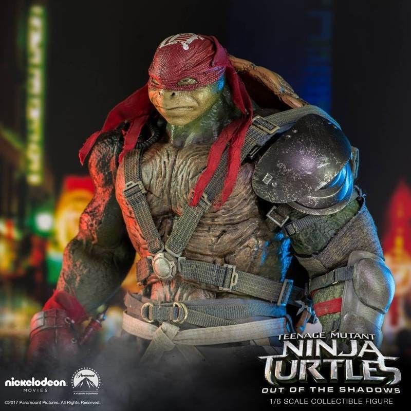 Raphael - TMNT (Out of the Shadows) - 1/6 Scale Action Figur