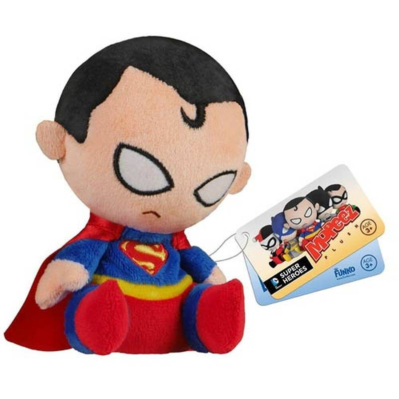 Superman - DC Comics - Mopeez Plüschfigur