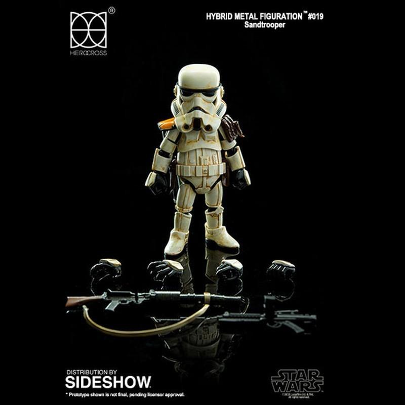 Sandtrooper - Star Wars - Hybrid Metal Figuration