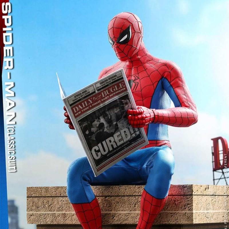 Spider-Man (Classic Suit) - Marvel's Spider-Man - 1/6 Scale Figur