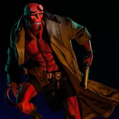 Hellboy - Premium Format Statue