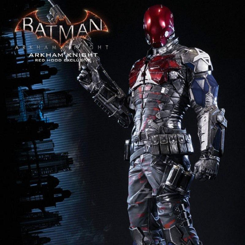 Arkham Knight Exclusive - Batman Arkham Knight - 1/3 Scale Statue