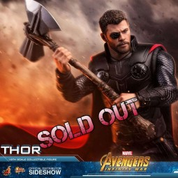 Thor - Avengers Infinity War - 1/6 Scale Figur