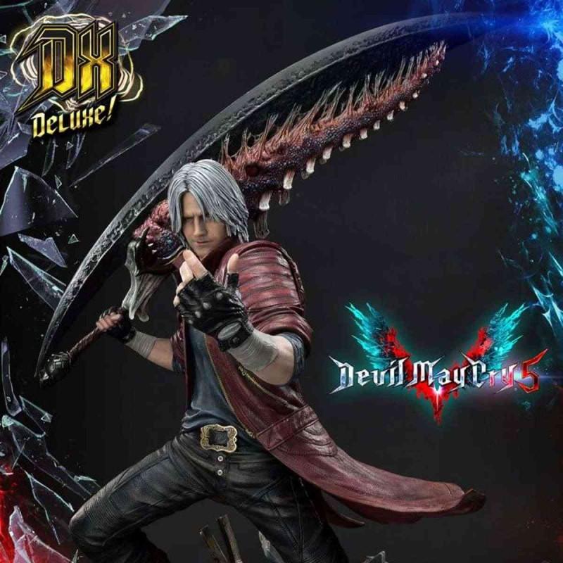 Dante Deluxe Version - Devil May Cry 5 - Polystone Statue