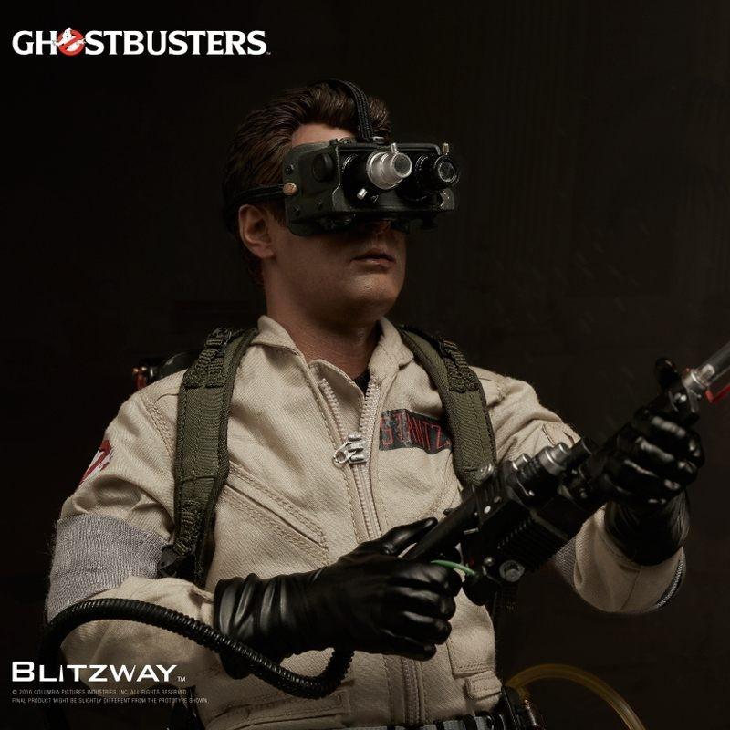 Raymond Stantz - Ghostbusters - 1/6 Scale Figur