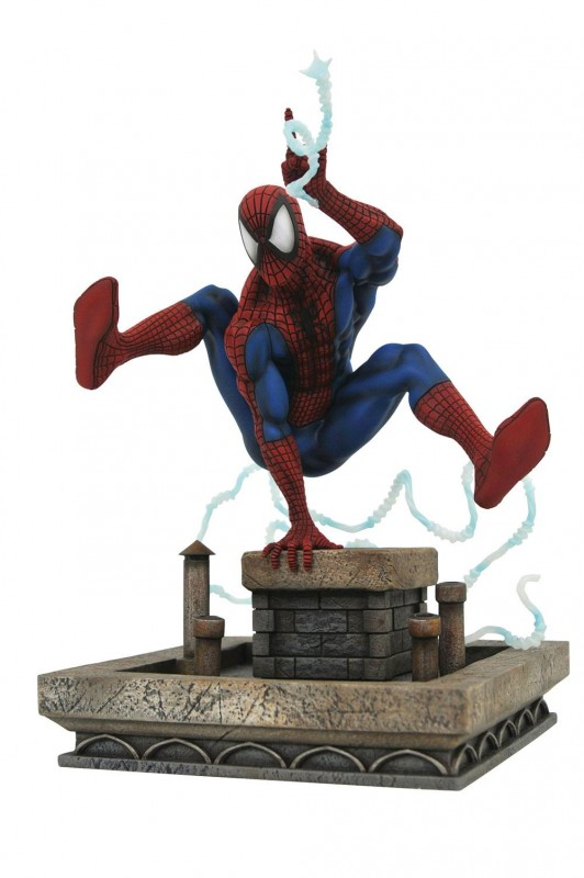90's Spider-Man - Marvel Gallery - PVC Statue