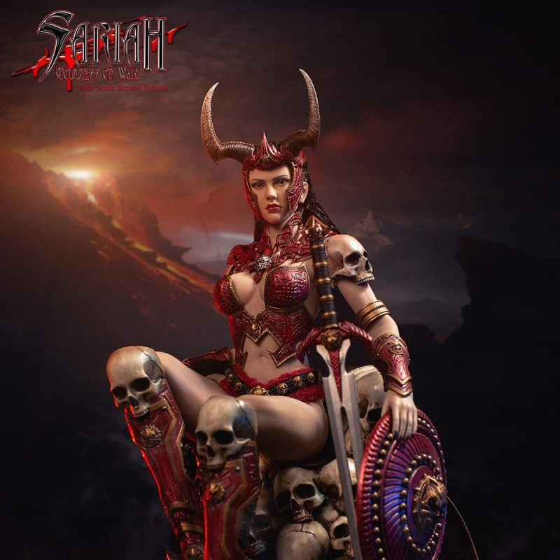 Sariah the Goddess of War - 1/6 Scale Actionfigur