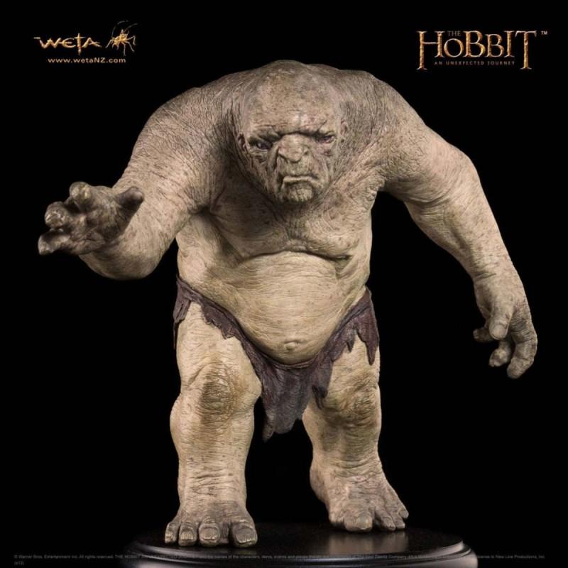 William der Troll - Der Hobbit - Polystone Statue 17cm