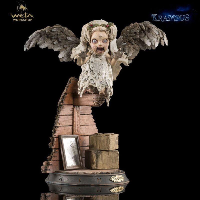 The Cherub - Krampus - 1/6 Scale Statue