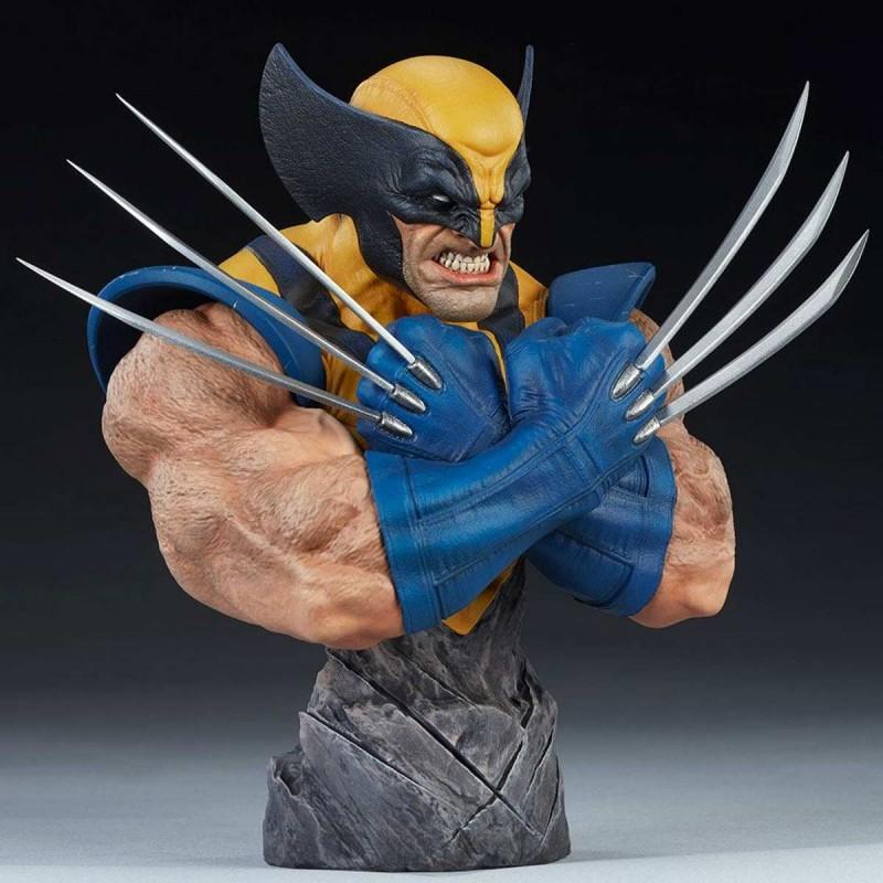 Wolverine - Marvel Comics - Polystone Büste