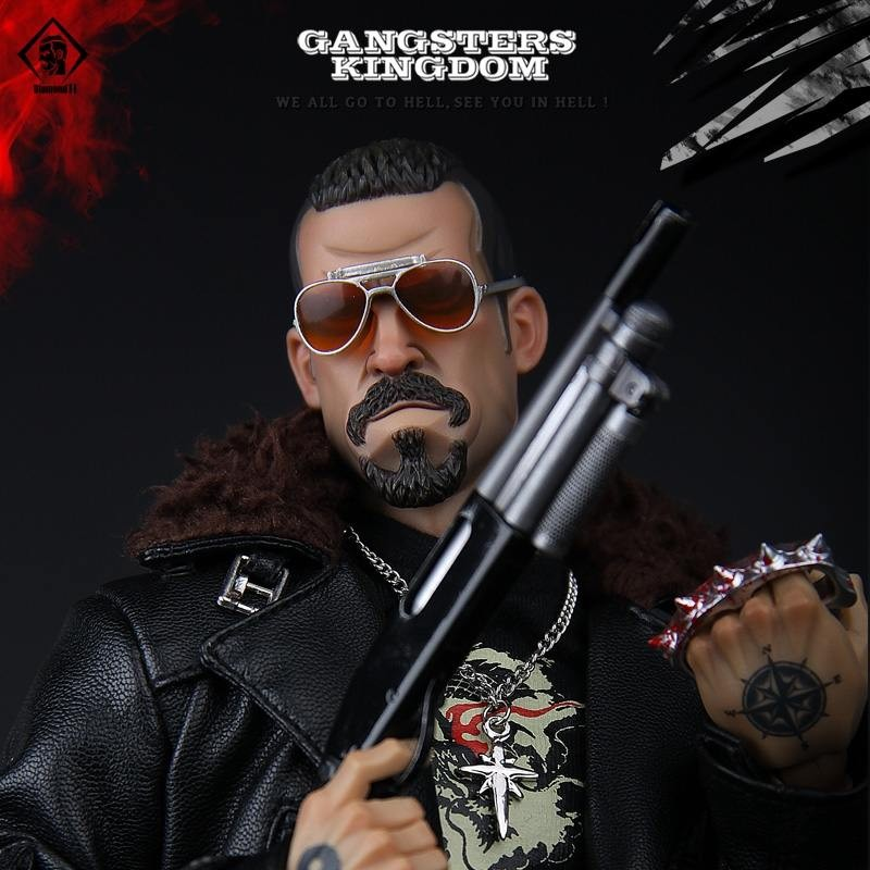 Diamond 2 - Gangster's Kingdom - 1/6 Scale Actionfigur