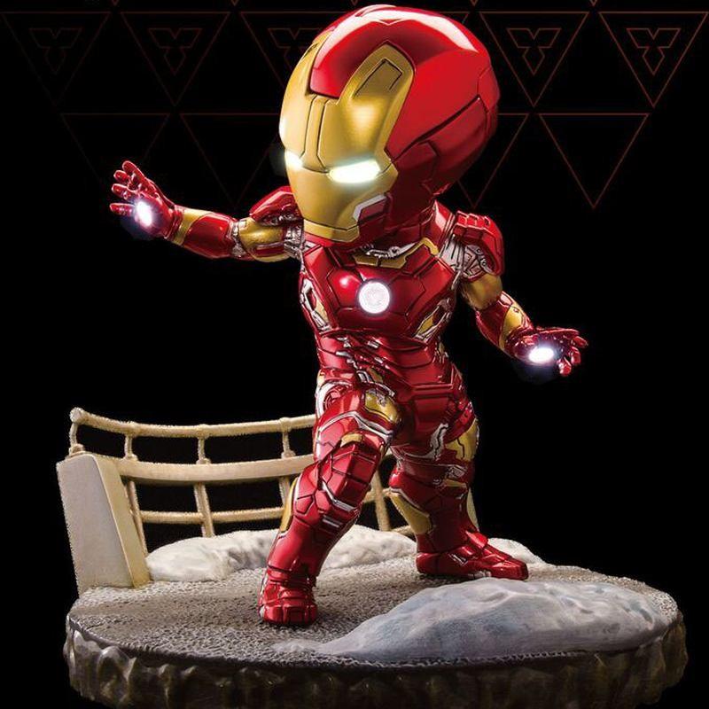 Iron Man Mark XLIII - Avengers - Egg Attack Statue