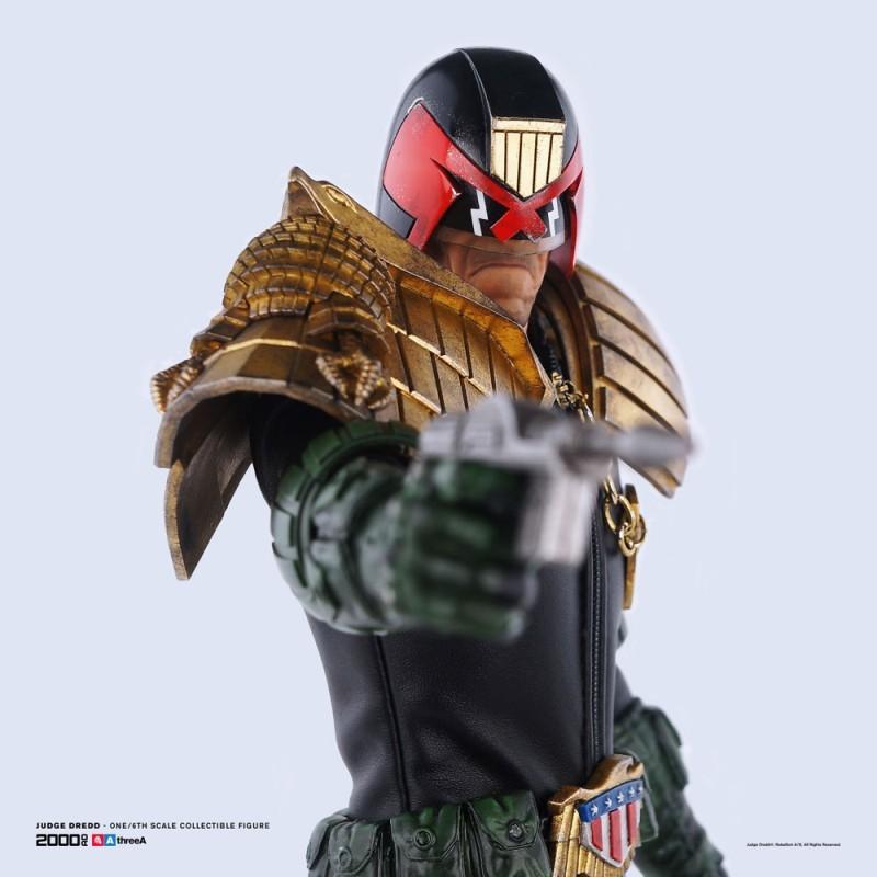 Judge Dredd - 2000 AD - 1/6 Scale Action Figur