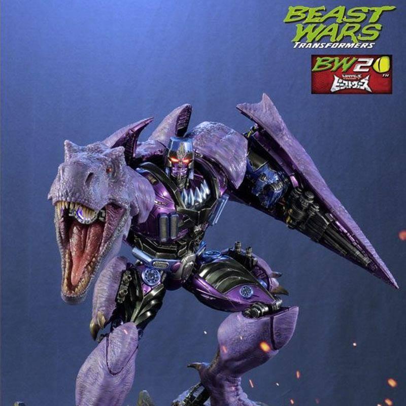 Megatron - Transformers Beast Wars - Polystone Statue