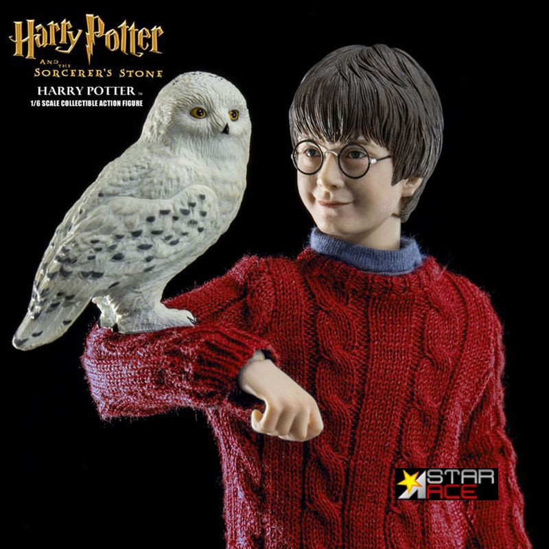 Harry Potter (Casual Wear) - 1/6 Scale Actionfigur