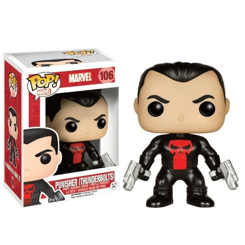 Punisher (Thunderbolts) - Marvel Comics - Marvel POP! Vinyl Figur