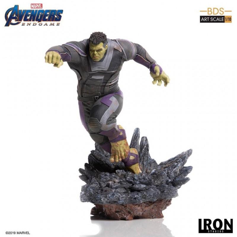 Hulk - Avengers: Endgame - BDS Art 1/10 Scale Statue