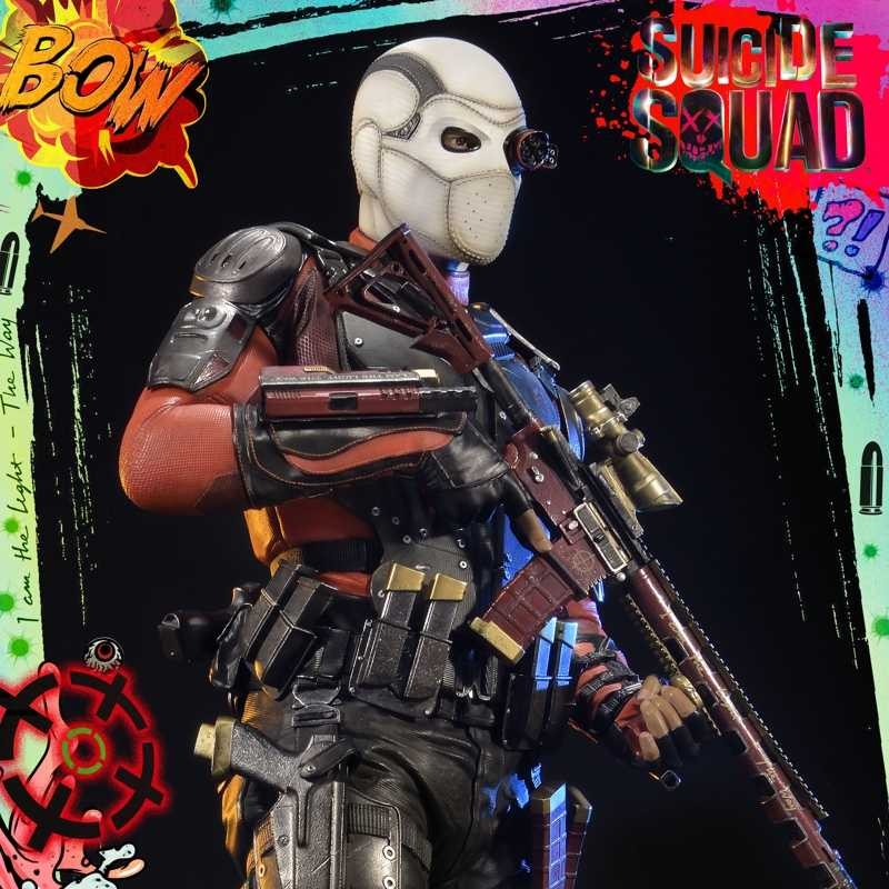 Deadshot - Suicide Squad - 1/3 Scale Statue