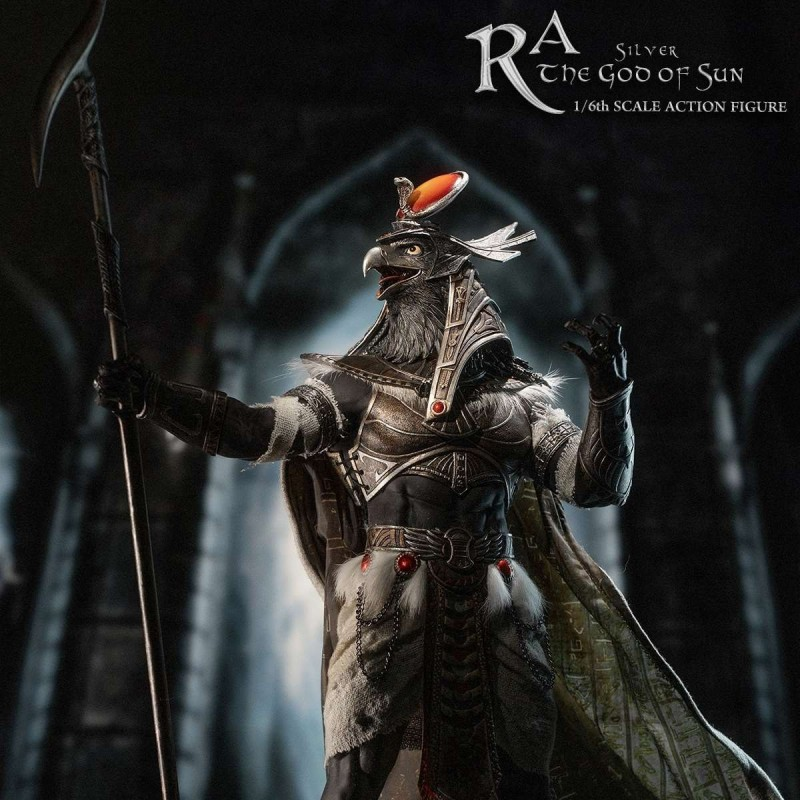 Ra the God of Sun (Sliver) - 1/6 Scale Actionfigur
