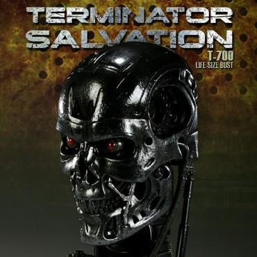 T-700 - Terminator - Life-Size Büste