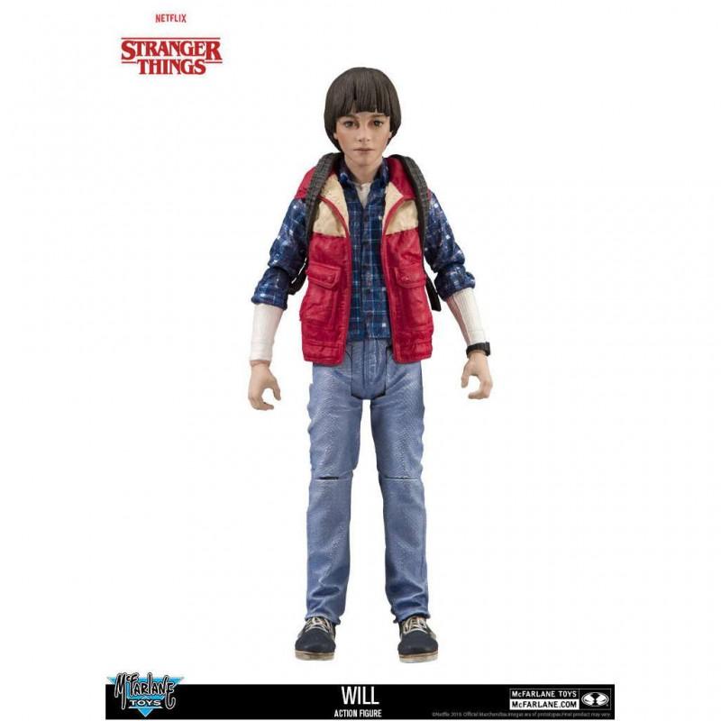 Will - Stranger Things - Actionfigur 15cm