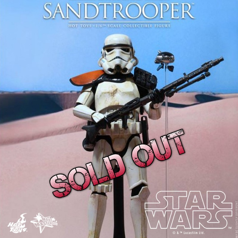Sandtrooper - Star Wars - 1/6 Scale Figur