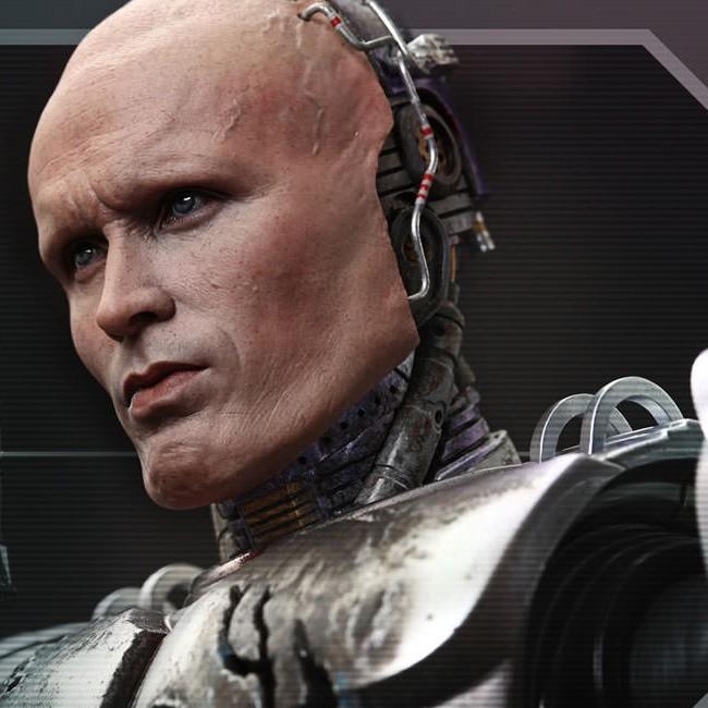 Robocop Battle Damaged Version - 1/6 Scale Figur