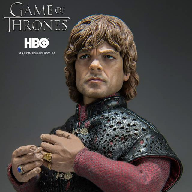 Tyrion Lannister - Game of Thrones - 1/6 Scale Figur