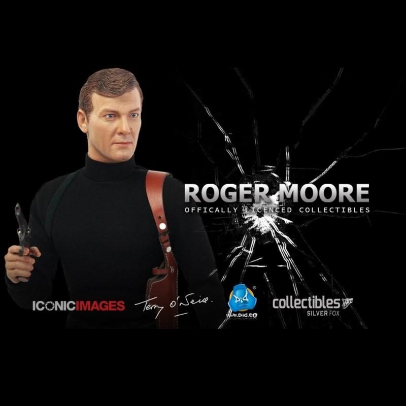 Roger Moore - James Bond - 1/6 Scale Actionfigur