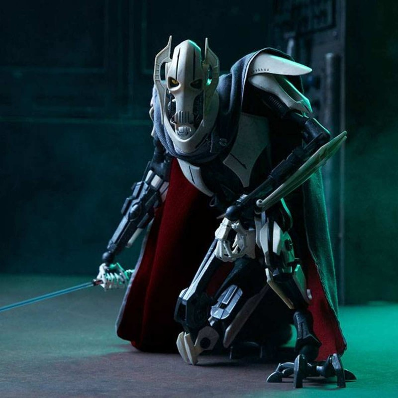 General Grievous - Star Wars - 1/6 Scale Figur
