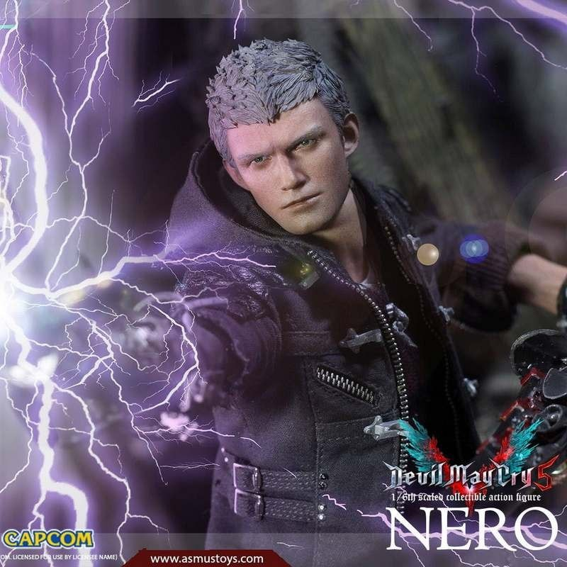 Nero - Devil May Cry 5 - 1/6 Scale Actionfigur