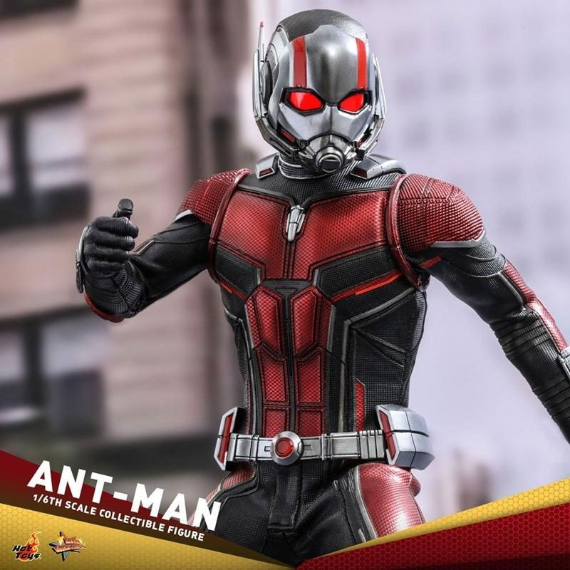 Ant-Man - Ant-Man & The Wasp - 1/6 Scale Figur