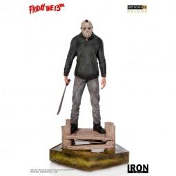 Jason - Freitag der 13. - 1/10 Deluxe Art Scale Statue