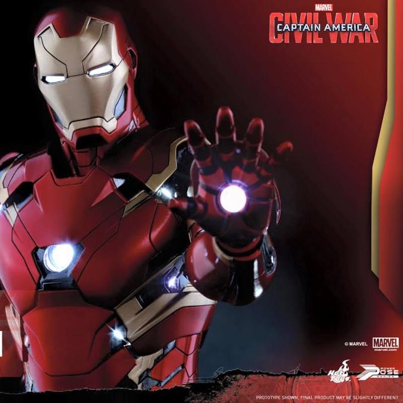 Mark XLVI - Civil War - 1/6 Scale Power Pose