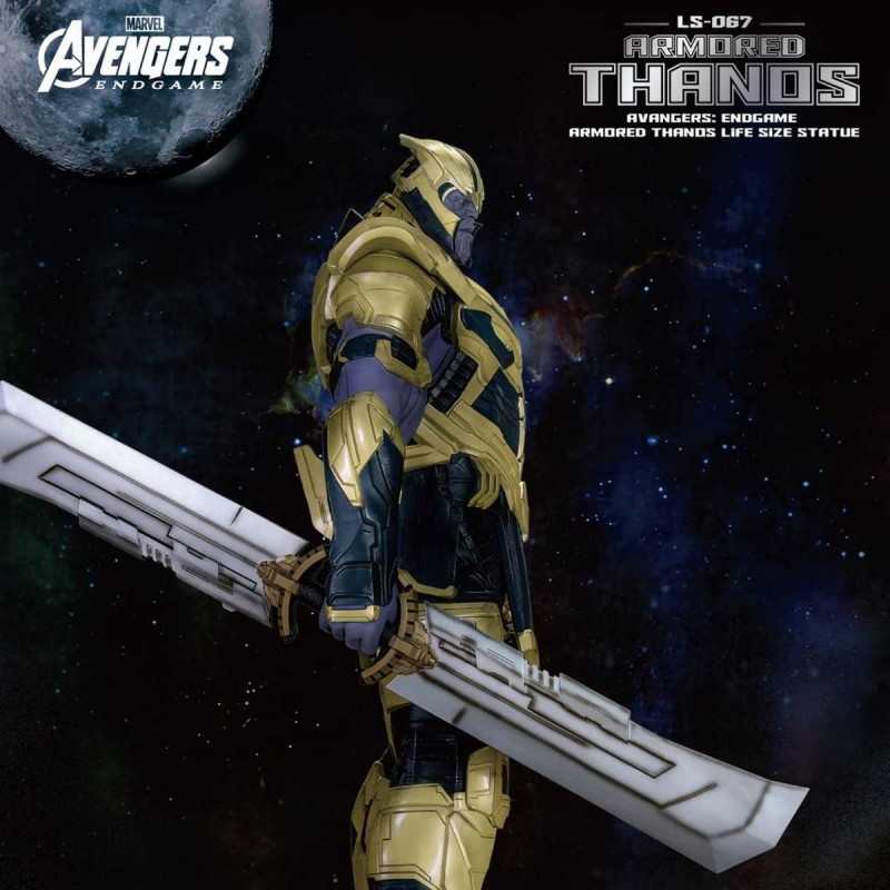 Thanos - Avengers Endgame - Life-Size Statue