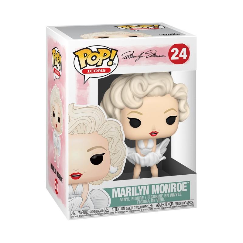 Marilyn Monroe (White Dress) - Icons POP!
